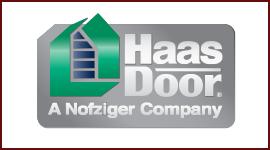 Haas Door A Nofziger Company